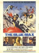 The Blue Max 1966 Poster