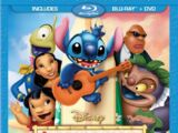 Lilo & Stitch/Home media