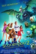 Scooby doo two poster