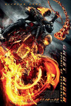 Spirit of Vengeance poster