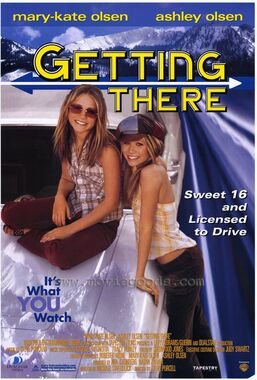 Getting There (2002) Poster