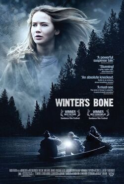 Winter's Bone 2010 Poster