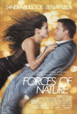 Forces of Nature 1999 poster