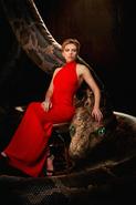 Jungle Book 2016 - Scarlett Johansson as Kaa 001