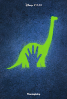 The Good Dinosaur poster 001