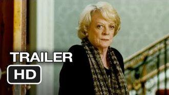 Quartet Official Trailer 1 (2012) - Dustin Hoffman Movie HD-0