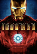 Iron Man DVD 2-Disc Ultimate Edition