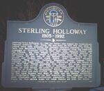 Sterling Holloway Sign, Cedartown, Georgia