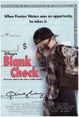 Blank Check (film)