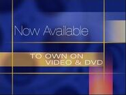 Now Available to Own on Video & DVD