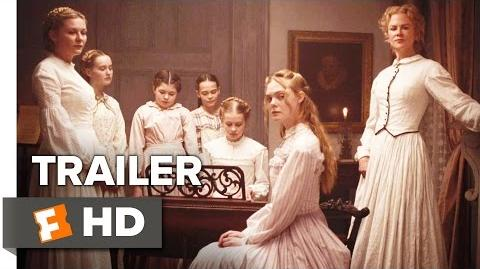The Beguiled Trailer 1 (2017) Movieclips Trailers