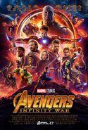 AvengersInfinityWar2018Poster