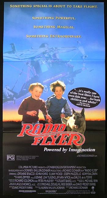 Radio Flyer (film) | Moviepedia | FANDOM powered by Wikia