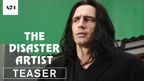 The Disaster Artist Official Teaser Trailer HD A24