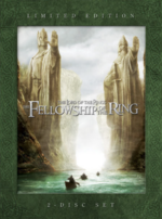 Fellowship of the Ring DVD Limited Edition