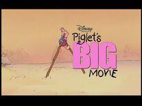Teaser trailer Piglet's Big Movie