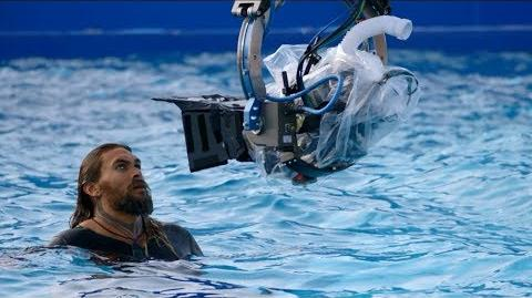 AQUAMAN – Behind the Scenes – in theaters December 21