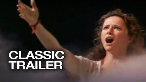 The Fantasticks Official Trailer 1 - Brad Sullivan Movie (1995) HD