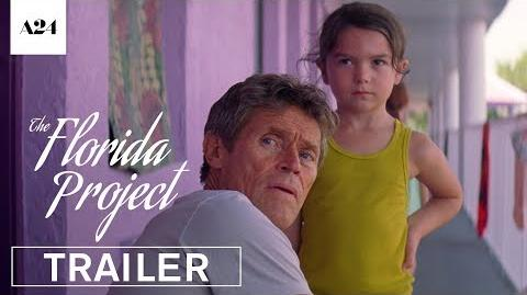The Florida Project Official Trailer HD A24