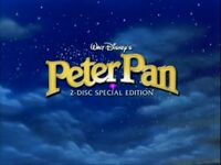 Trailer Peter Pan 2-Disc Special Edition