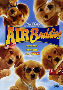 Air buddies poster