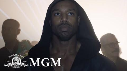 CREED II Official Trailer MGM