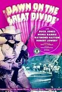 Dawn on the Great Divide FilmPoster