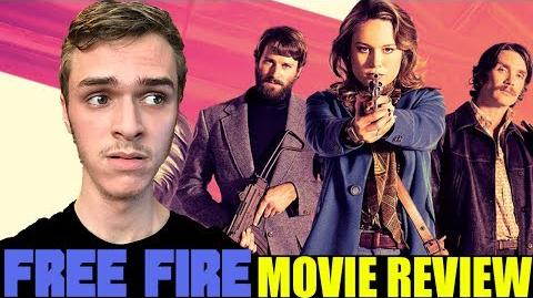 Free Fire Movie Review - Caillou Pettis