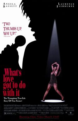 Whats love got to do with it poster2