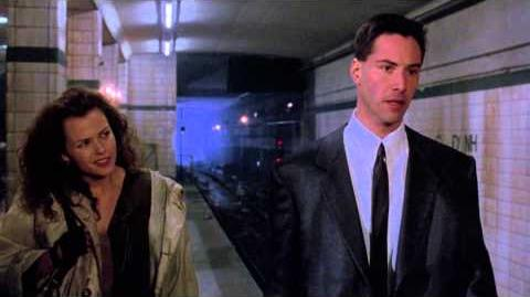 Johnny Mnemonic - Official® Trailer HD