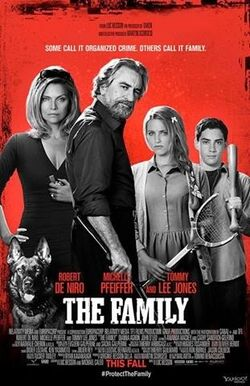The Family 2013, Poster