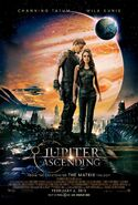 'Jupiter Ascending' Theatrical Poster