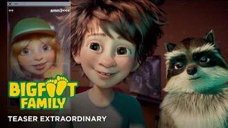 BigFoot Family - Teaser Extraordinary