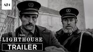 The Lighthouse Official Trailer HD A24