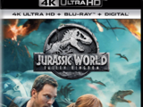 Jurassic World: Fallen Kingdom/Home media