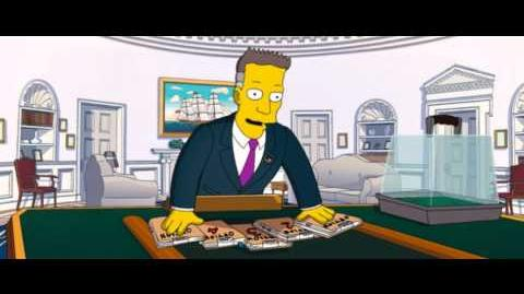 The Simpsons Movie - Trailer
