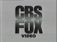 CBS-FOX Video (B&W, 1982)