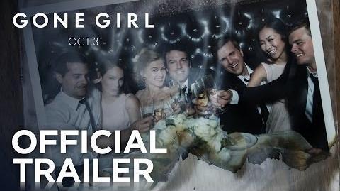 Gone Girl Official Trailer HD 20th Century FOX