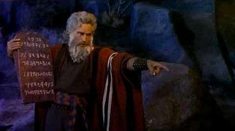 The Ten Commandments - Official Trailer 1956