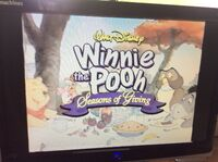 Video trailer Winnie the Pooh Seasons of Giving 3