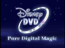 Disney DVD 2001 4x3