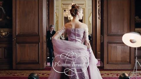 PHANTOM THREAD - Official Trailer HD - In Select Theaters Christmas
