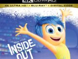Inside Out/Home media