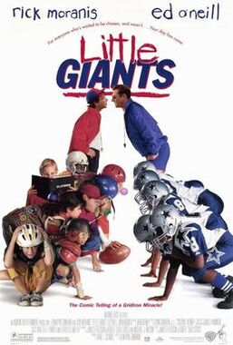 Little Giants (movie poster)