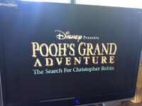 Video trailer Trailer Pooh's Grand Adventure The Search for Christopher Robin