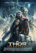 Thor - The Dark World poster