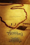 The Human Centipede (Final Sequence) 2015 Poster