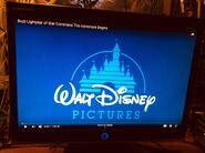 Disney Logo - Buzz Lightyear of Star Command- The Adventure Begins