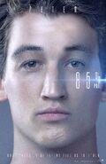 The Divergent Series Allegiant - Peter - Pure Poster