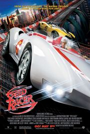Speed racer ver5 xlg